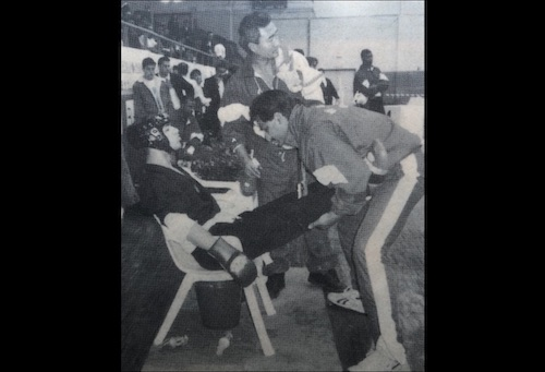WAKO European Championships Madrid 1990