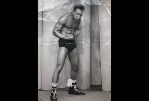 Terry Thompson Professional Boxer Gloucester
