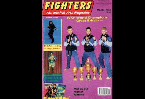Fighters magazine Gloucester Karate