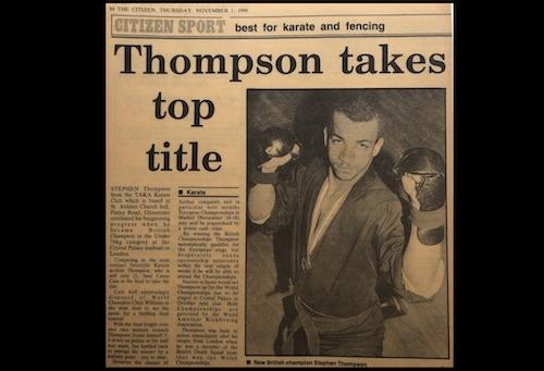 Kickboxing Man Wins Gloucester