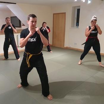 Adult martial arts class gloucester
