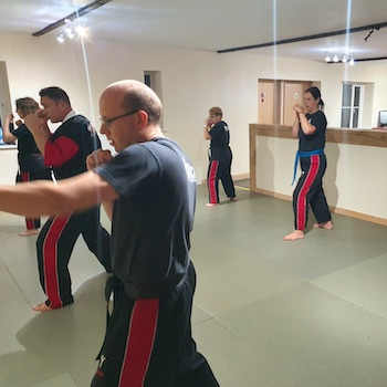 Adult martial arts class in gloucester at kicx martial arts
