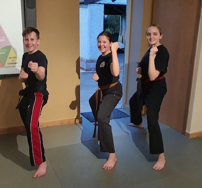 Gloucester karate kids