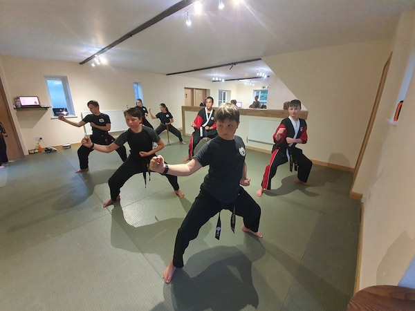 Gloucester kickboxing KICX Karate