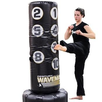 Karate Ladies Kicx Gloucester