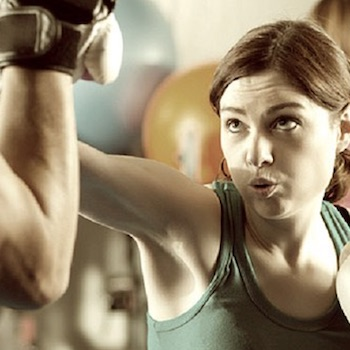 Ladies only kickboxing gloucester kicx