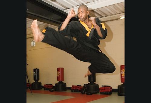 Everton Smith Newport Martial Arts