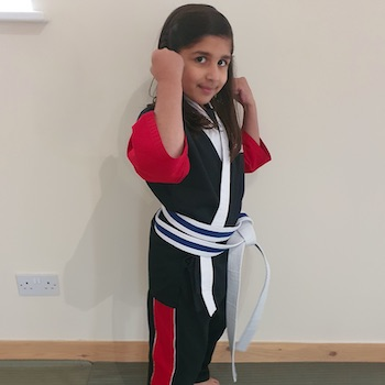 karate girl gloucester kicx