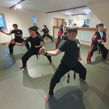 karate kids gloucester at kicx